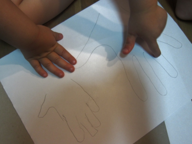 Handprint Sheep (1)