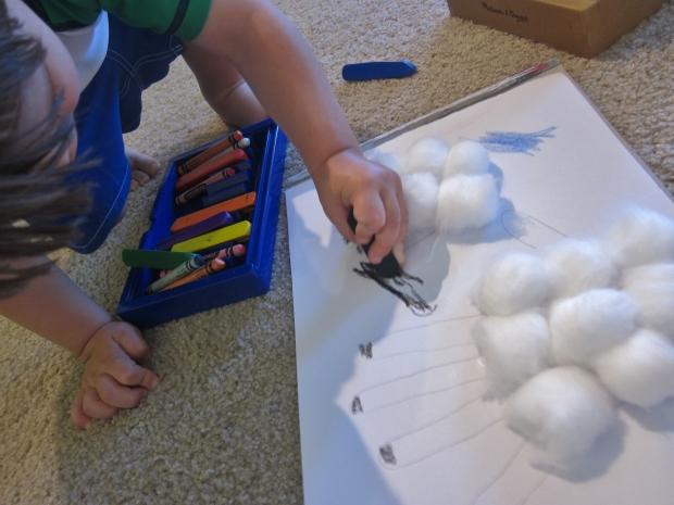 Handprint Sheep (5)
