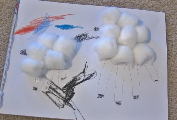 Handprint Sheep (6)