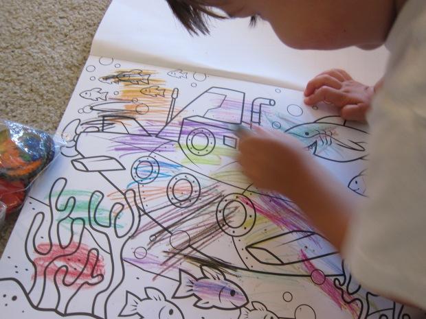 Rainbow Crayon alt