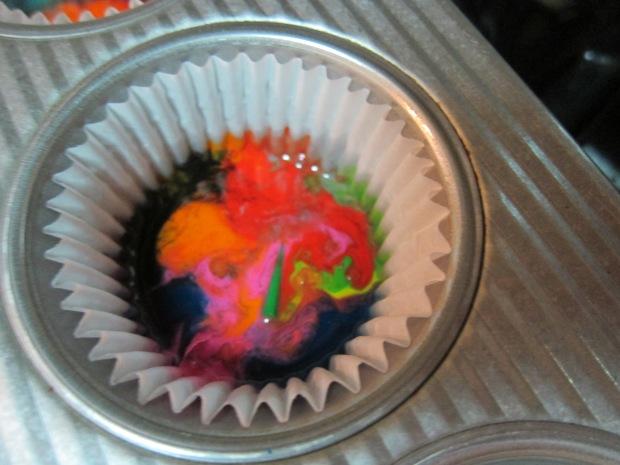 Rainbow Crayons (4)