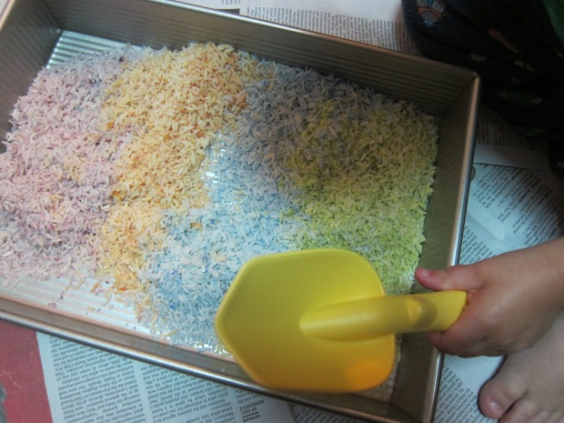 Dyed Rice (4)