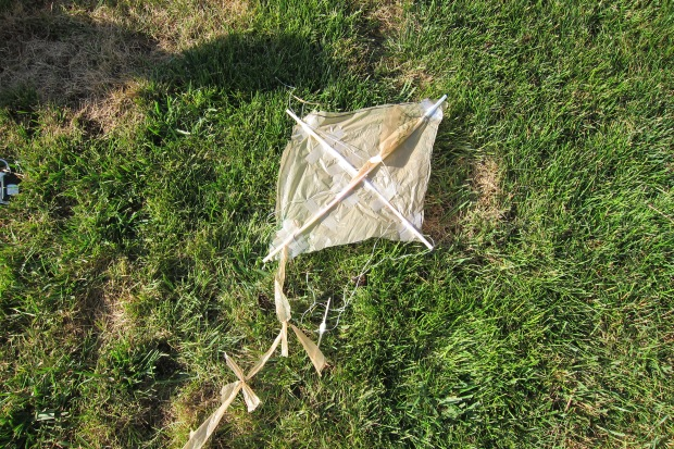 Plastic Bag Kite (2)