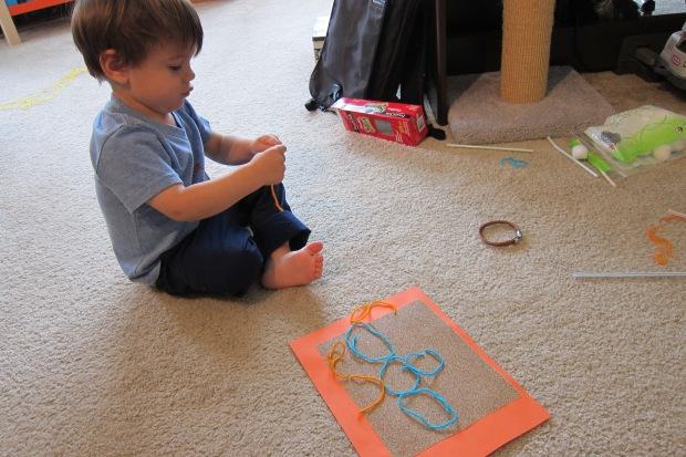 Yarn Squiggles (3)