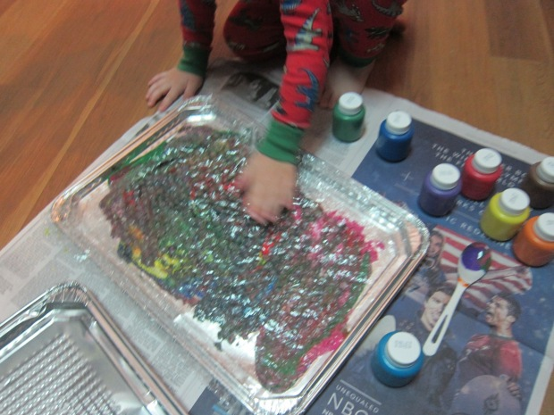 Bubble Wrap Paint (3)