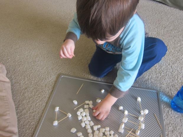 Marshmallow Sculpt (4)