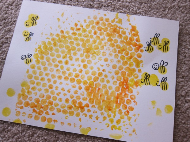 Bubble Wrap Bee (4)