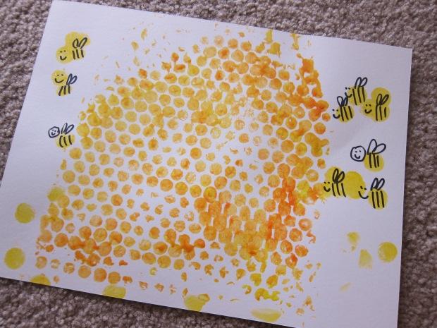 Bubble Wrap Bee (4)