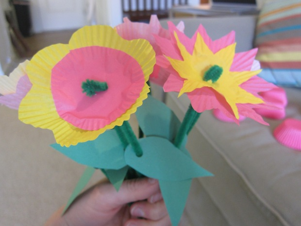 Cupcake Flower (6)