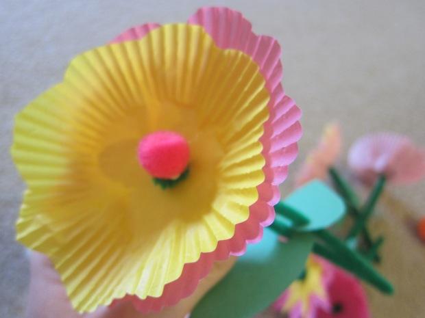 Cupcake Flower (7)
