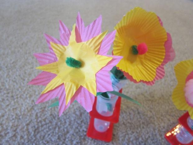 Cupcake Flower (9)