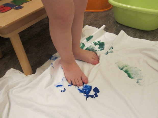 Paint Feet (2)