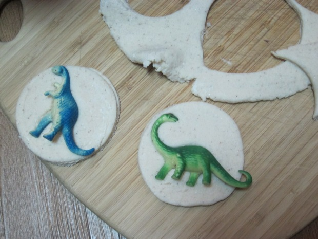 Salt Dough Fossil (4)