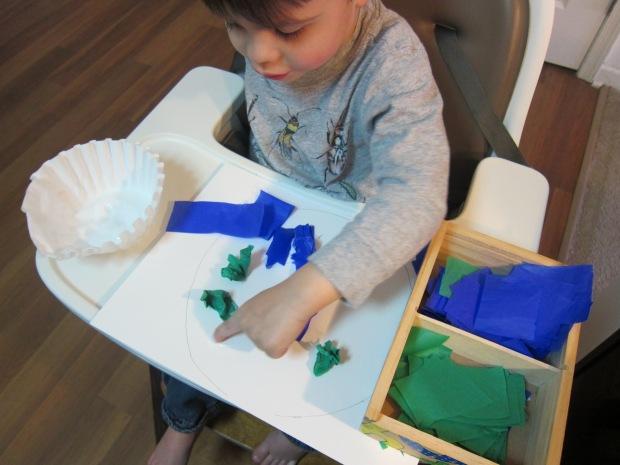 Tissue Globes (3)