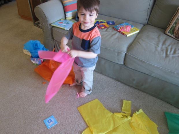 Tissue Paper Tree (1)