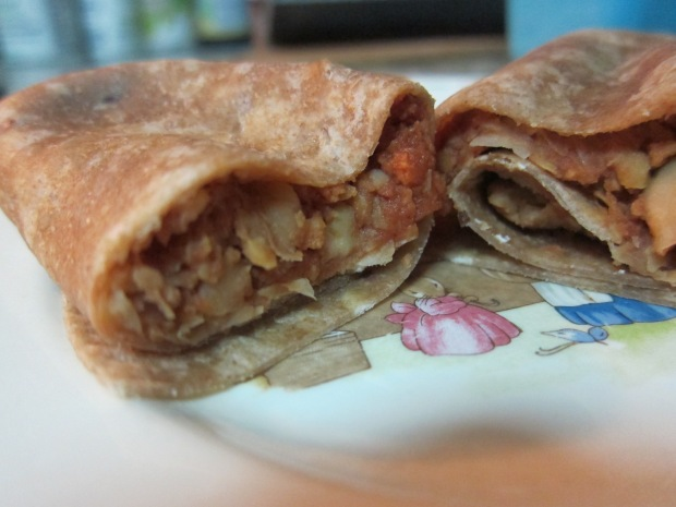 Chickpea Soft Tacos