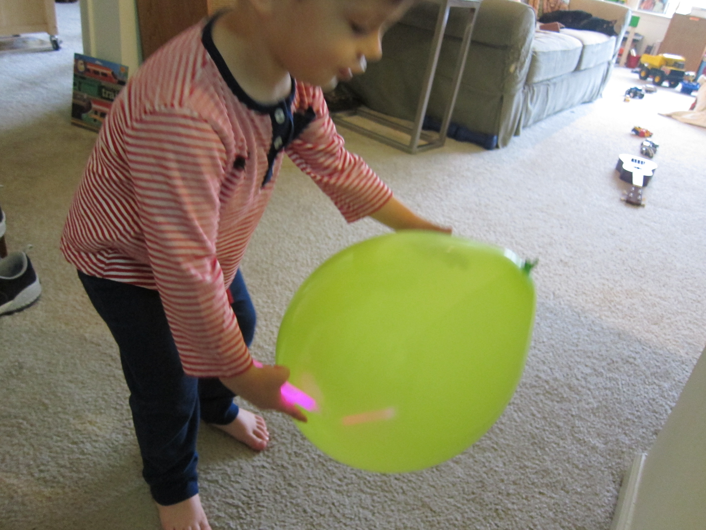Glow Stick Balloon (1)