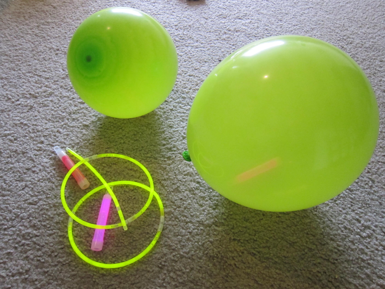 Glow Stick Balloon (6)