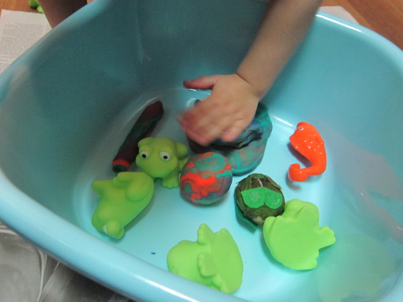 Pond Playdough (5)