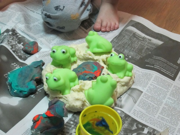 Pond Playdough (6)