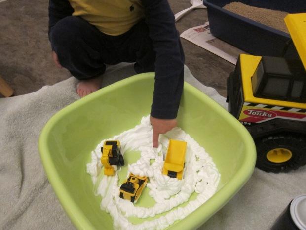 Shaving Cream Toys (1)