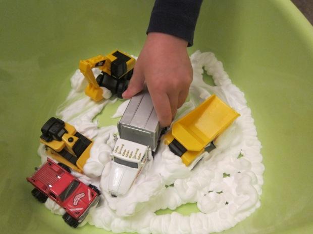 Shaving Cream Toys (3)
