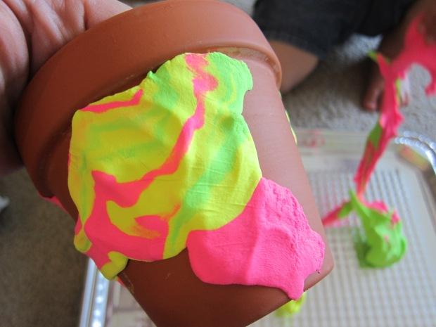 Clay Pots (4)
