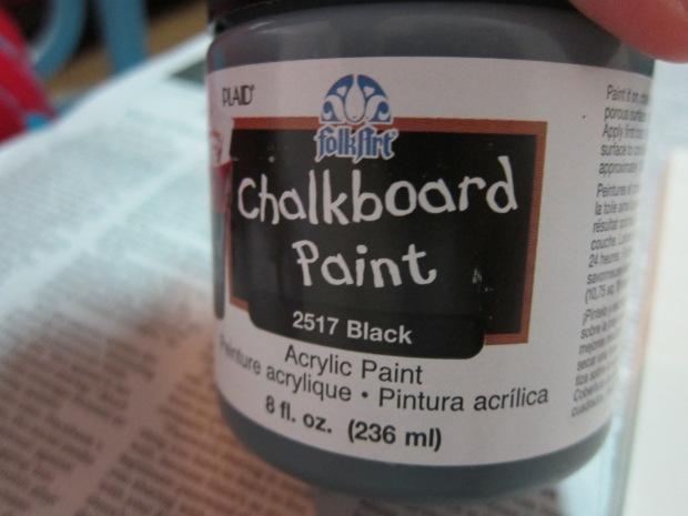 Chalkboard Frame (2)