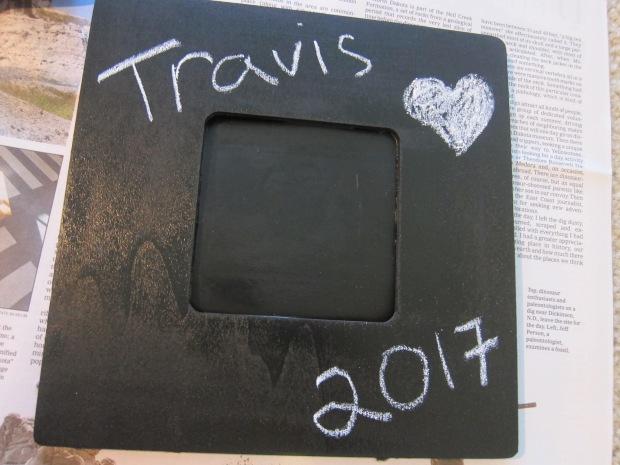 Chalkboard Frame (6)