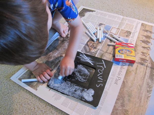 Chalkboard Frame (7)