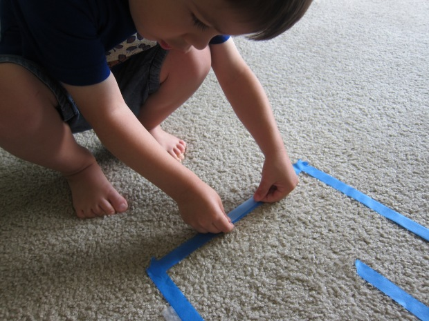 Indoor Hopscotch (2)