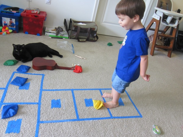 Indoor Hopscotch (5)