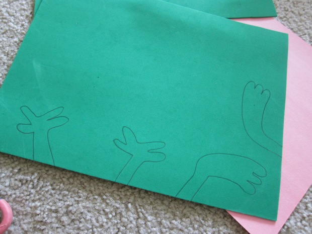 Paper Plate Frog (3)