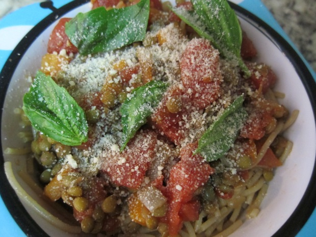 Spaghetti Lentil (1)
