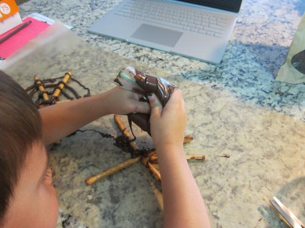 Spider Snack (3)