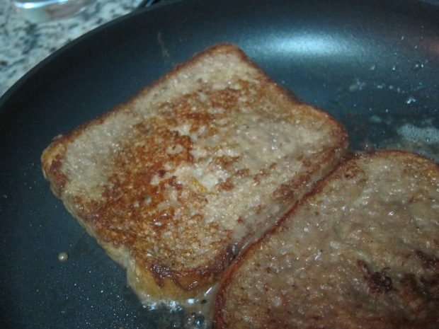 Vegan French Toast alt