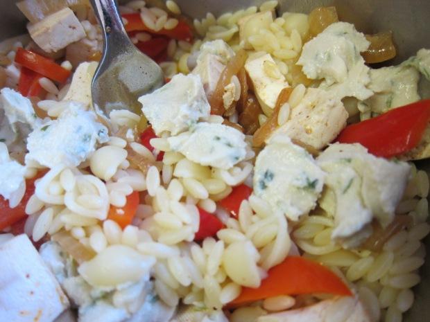 Orzo Pasta Salad (2)