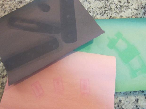 Sun Prints (6)