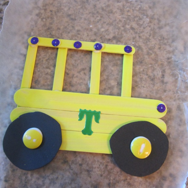 Bus Frame (10)