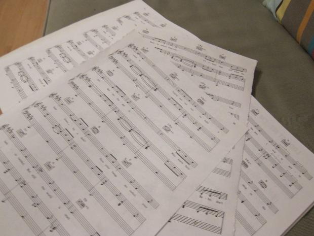 Music Sheet (1)