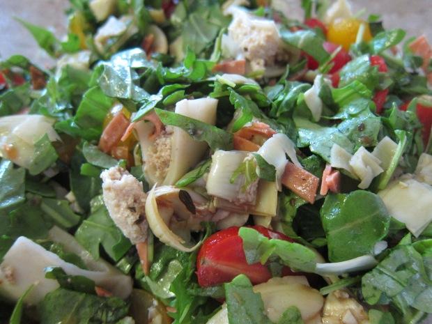 Tortellini Salad Toss