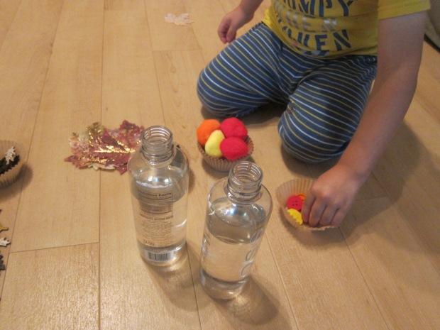 Fall Sensory Jar (1)