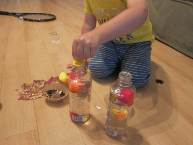 Fall Sensory Jar (2)