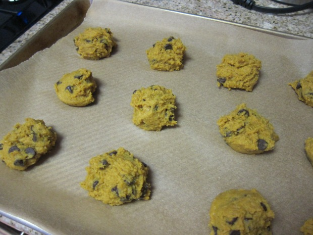 Pumpkin Cookies (4)
