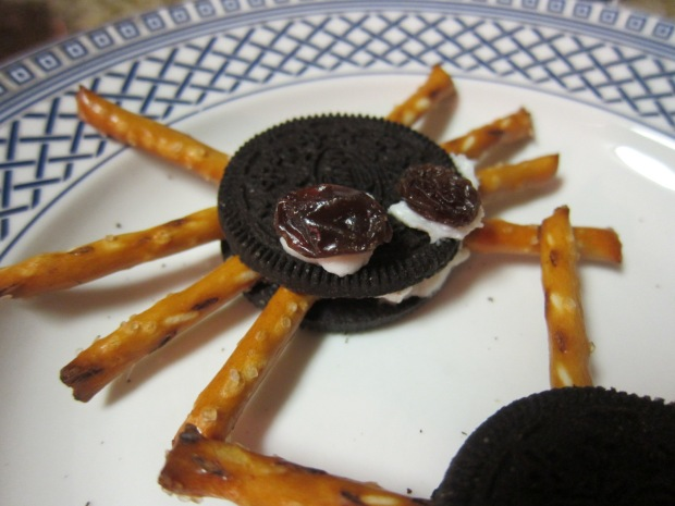 Spider Cookie (1)