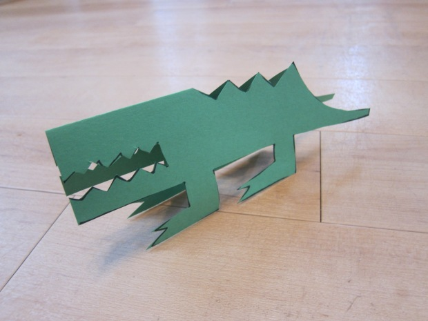 Folded Animals (2)