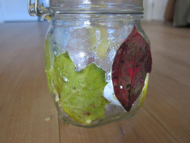 Leaf Votive (10)