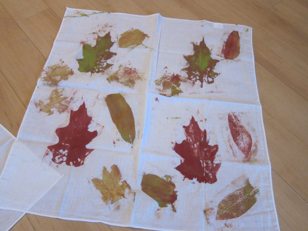Leafy Linens (10)