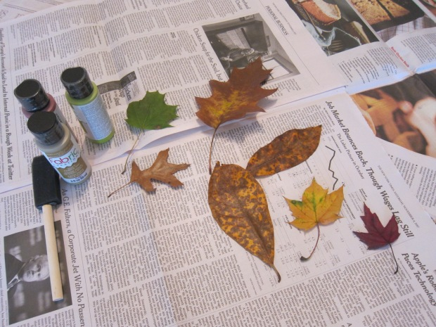 Leafy Linens (2)