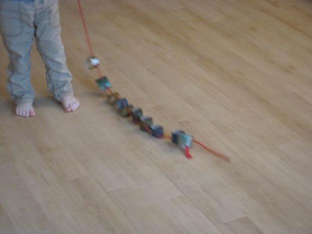 Paper Tube Snake (10)